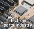 Electronic parts industry.