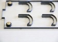 ゴム製の自動車部品製造のためのトムソン型