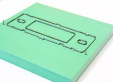 医療業界の製品用のトムソン型製造事例