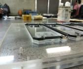 様々な素材を抜くための木型・抜き型を製造します