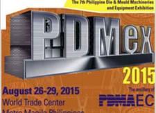 7th PDMEX 2015 に出展いたします!