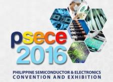 フィリピンで行われる展示会「PSECE 2016」に出展いたします!