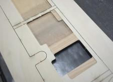 強度を高めた木型の製造事例