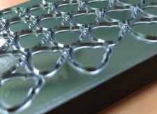 切味・精度・耐久性が高い彫刻型の製作