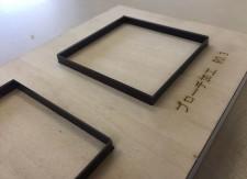 粘着テープのトムソン型を改善して作業効率アップに成功!